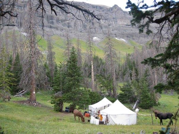 Hunting Camp - Sheep Mesa Outfitters