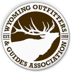 Wyoming Outfitters & Guides Association Logo