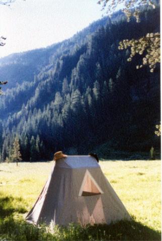 Sheep Mesa Camping Tent