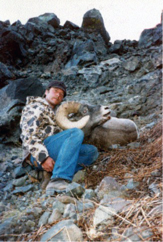 Sheep Mesa Outfitters Big Horn Sheep Tribute